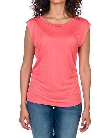 ESSENTIALS WOMENS Orange Clothing / Tops L