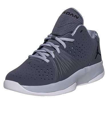 JORDAN BOYS Dark Grey Footwear / Sneakers