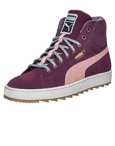 PUMA WOMENS Purple Footwear / Boots 6.5