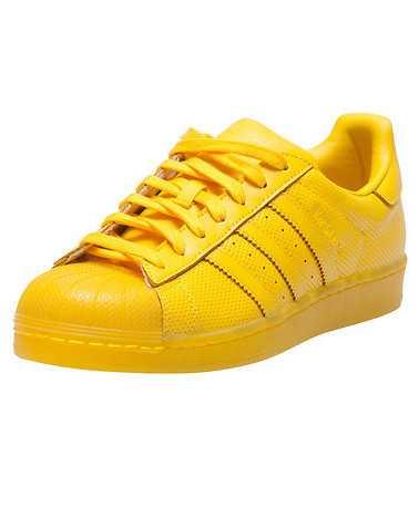adidas MENS Yellow Footwear / Sneakers