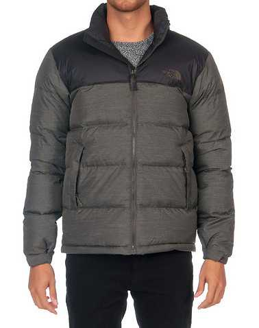 THE NORTH FACE MENS Grey Clothing / Outerwear M
