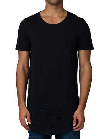 TWO ANGLE MENS Black Clothing / Tops XL
