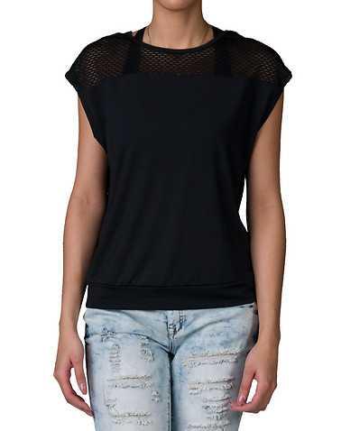 ESSENTIALS WOMENS Black Clothing / Tank Tops M