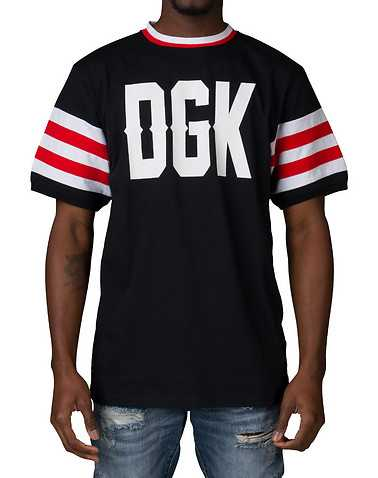 DGKENS Black Clothing / Tops
