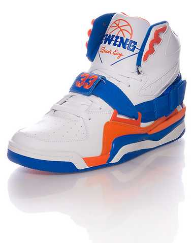 EWING ATHLETICS MENS Multi-Color Footwear / Sneakers 5