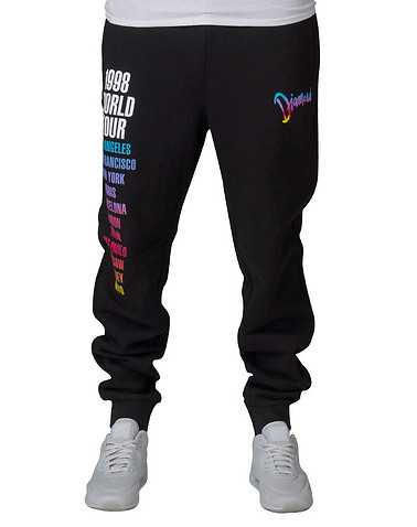 DIAMOND SUPPLY COMPANY MENS Black Clothing / Sweatpants