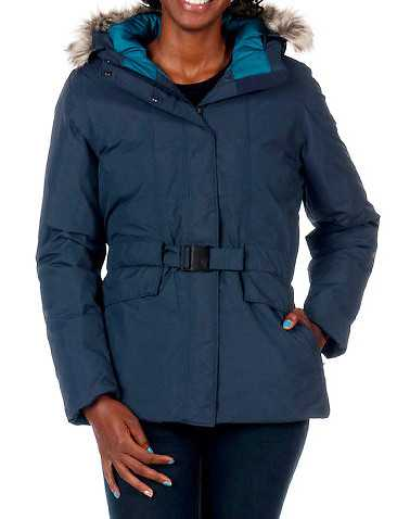 THE NORTH FACE WOMENS Navy Clothing / Heavy Jackets XL