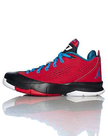 JORDAN BOYS Red Footwear / Sneakers 6Y