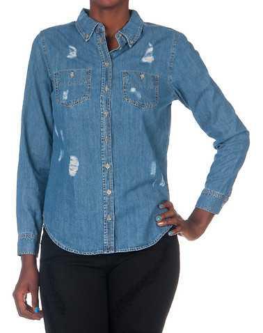 ESSENTIALS WOMENS Blue Clothing / Tops M