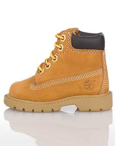 TIMBERLAND BOYS Beige-Khaki Footwear / Boots