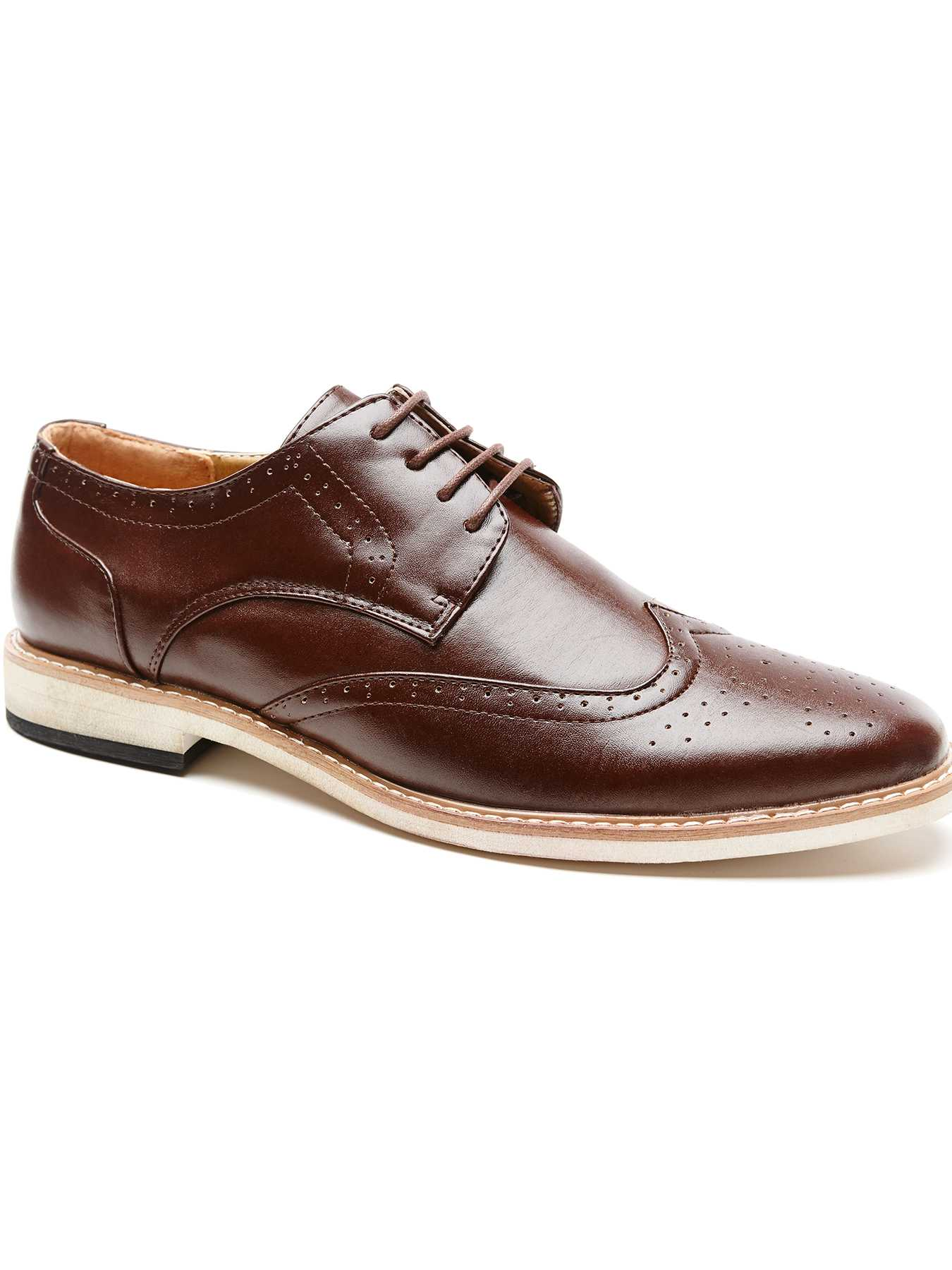 Cubavera Wingtip Dress Shoe
