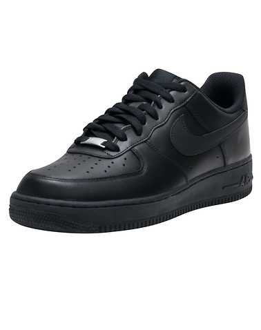 NIKE SPORTSWEAR MENS Black Footwear / Casual
