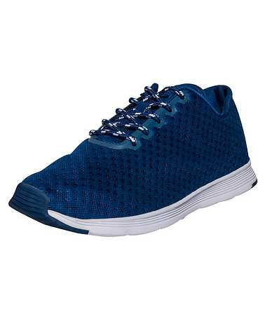 RANSOM MENS Blue Footwear / Casual