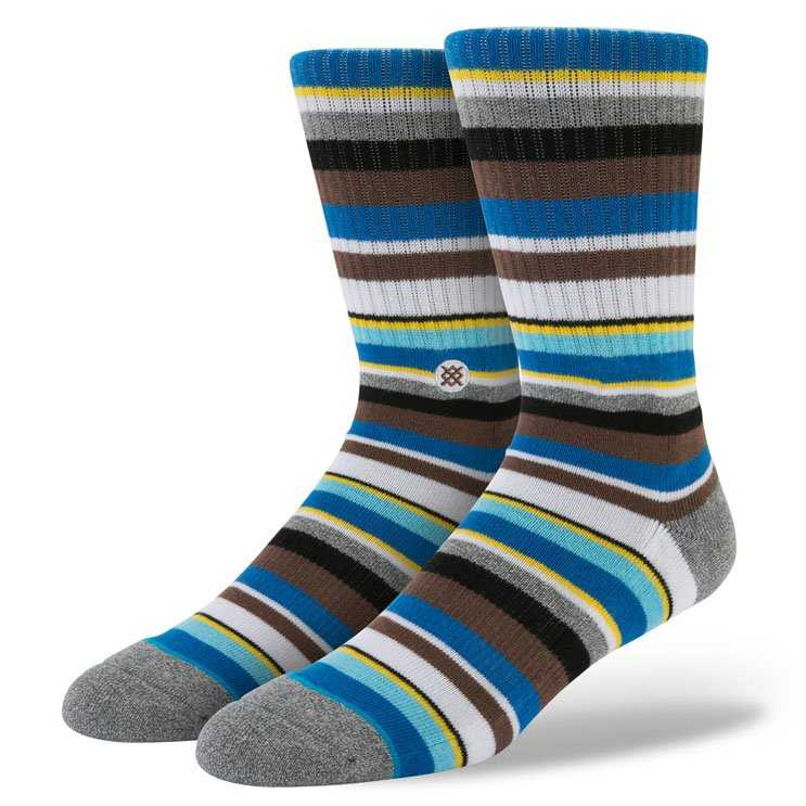 Stance Hetchy BLU L/XL Dwyane Wade Socks