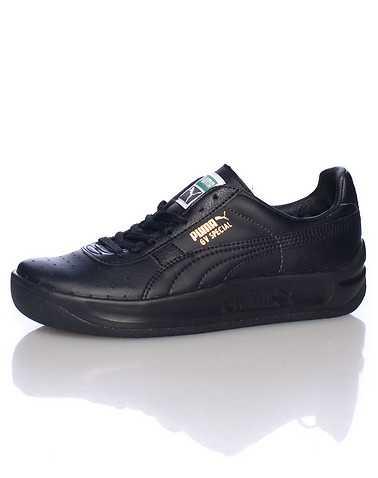 PUMA GIRLS Black Footwear / Sneakers 4