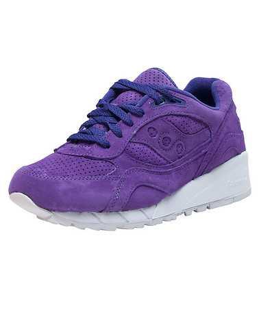 SAUCONY MENS Purple Footwear / Sneakers