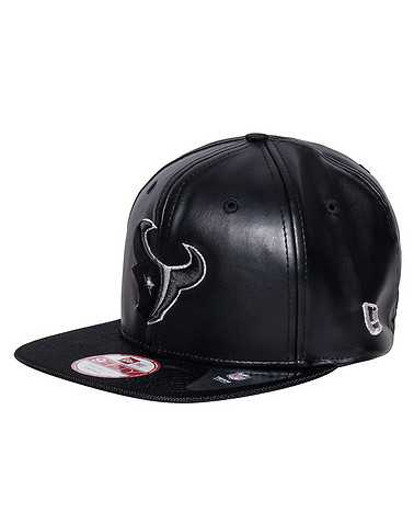NEW ERA MENS Black Accessories / Caps Snapback One Size