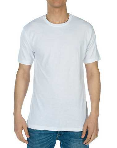 DECIBEL MENS White Clothing / Tees and Polos M
