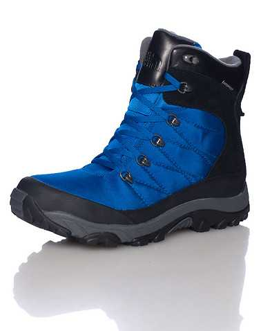 THE NORTH FACE MENS Blue Footwear / Boots