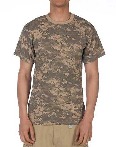ROTHCO MENS Beige-Khaki Clothing / Tees and Polos L
