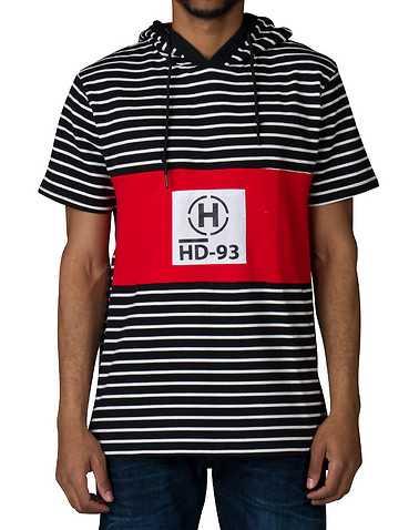 HUDSON OUTERWEAR MENS Black Clothing / Tops XL