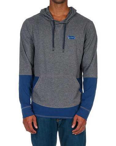 LEVIS MENS Grey Clothing / Tops XXL