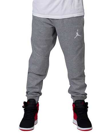 JORDAN BOYS Grey Clothing / Bottoms M