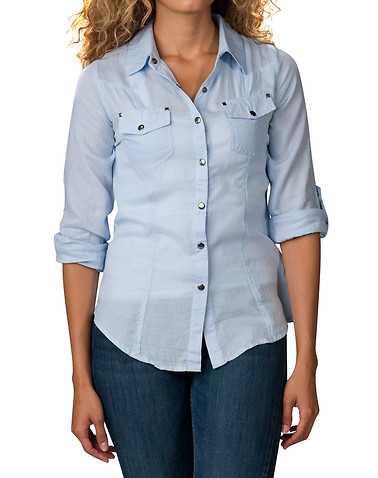ESSENTIALS WOMENSedium Blue Clothing / Tops
