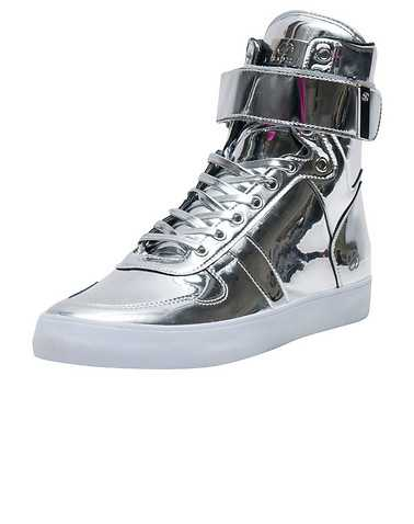 RADII MENS Silver Footwear / Casual