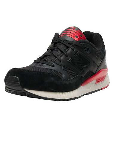 NEW BALANCE MENS Black Footwear / Sneakers 11