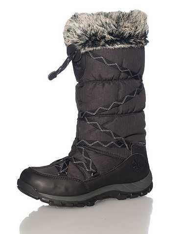TIMBERLAND WOMENS Black Footwear / Boots 7.5