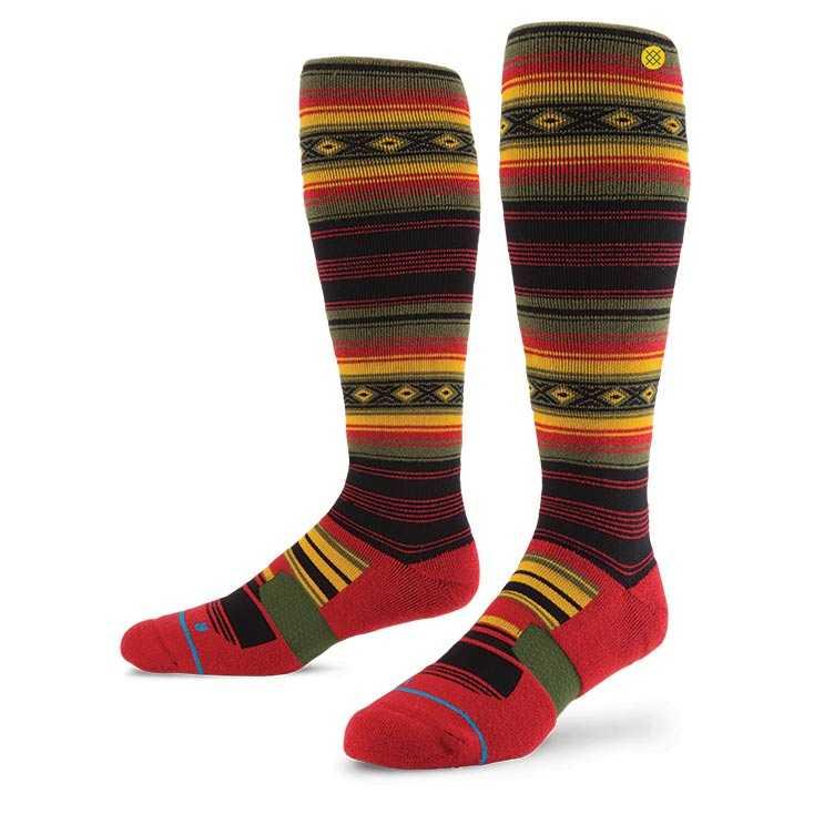 Stance Foggy BLK L/XL FUSION SNOW Socks