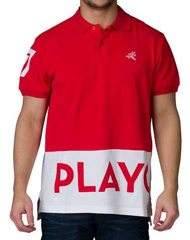 PLAY CLOTHSENS Red Clothing / Tops