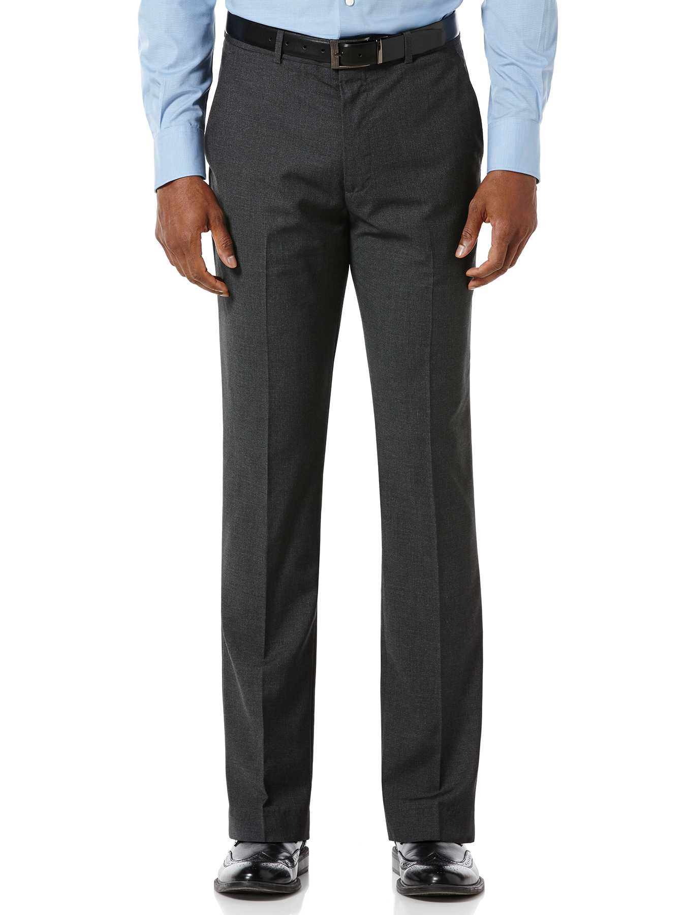 Perry Ellis Slim Fit Neat Dress Pant
