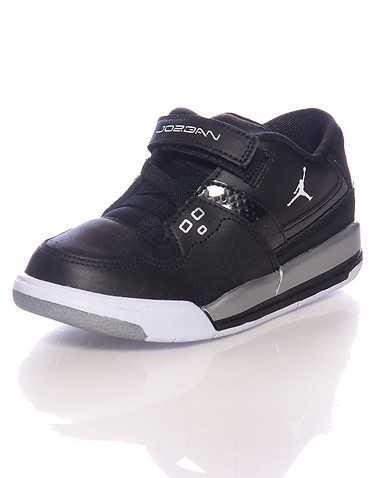 JORDAN BOYS Black Footwear / Sneakers 4C