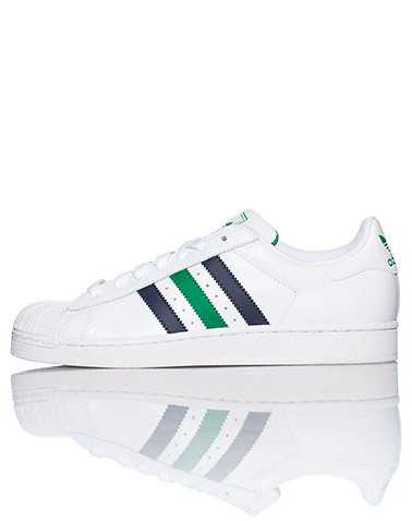 adidas MENS White Footwear / Sneakers 10