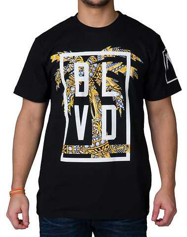 BLVD SUPPLYENS Black Clothing / Tops