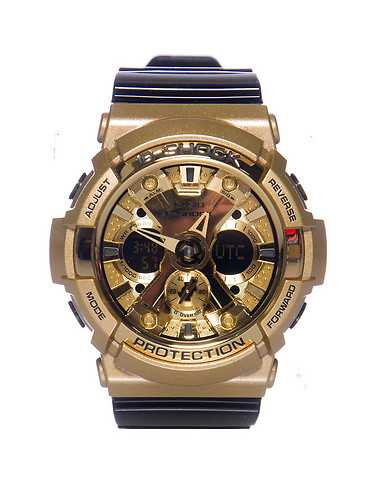 G-SHOCK MENS Gold Accessories / Watches MISC
