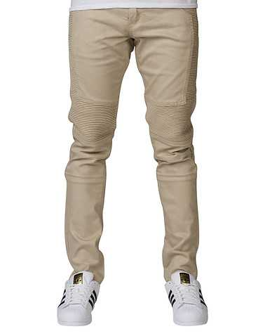 CRYSP MENS Beige-Khaki Clothing / Jeans