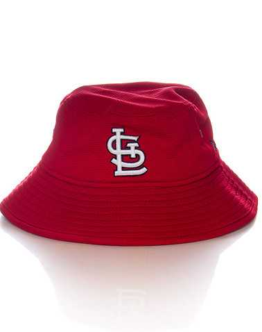 NEW ERA MENS Red Accessories / Hats One Size