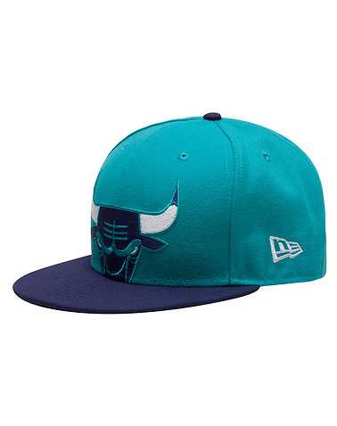 NEW ERA MENS Medium Blue Accessories / Caps Snapback ONES
