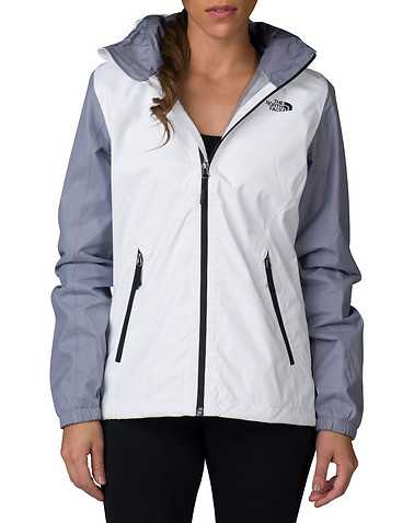 THE NORTH FACE WOMENS White Clothing / Light Jackets