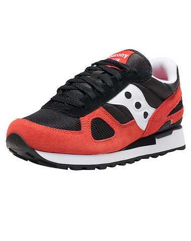 SAUCONY MENS Black Footwear / Sneakers