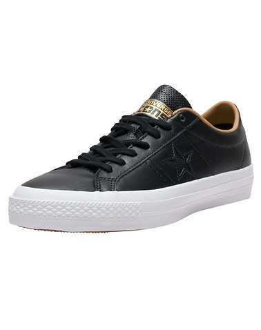 CONVERSE MENS Black Footwear / Casual