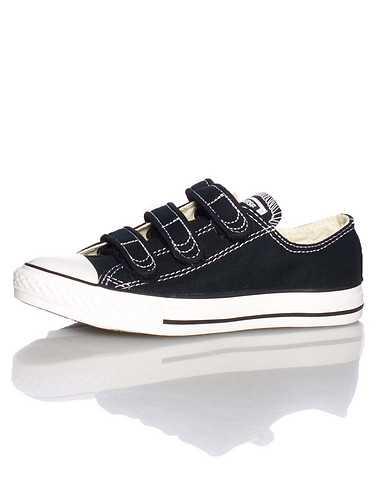 CONVERSE BOYS Black Footwear / Casual 2