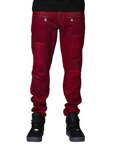 EMBELLISH MENS Red Clothing / Jeans