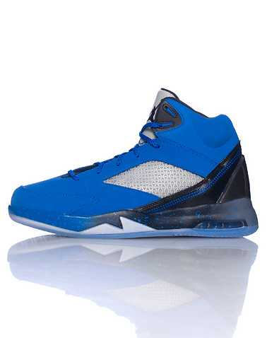 JORDAN MENS Blue Footwear / Sneakers 9.5