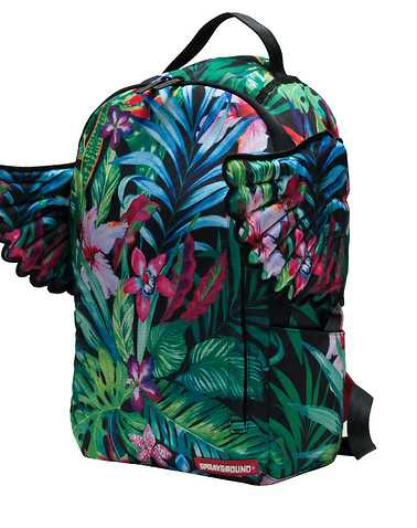 SPRAYGROUND MENS Green Accessories / Backpacks and Bags ONES