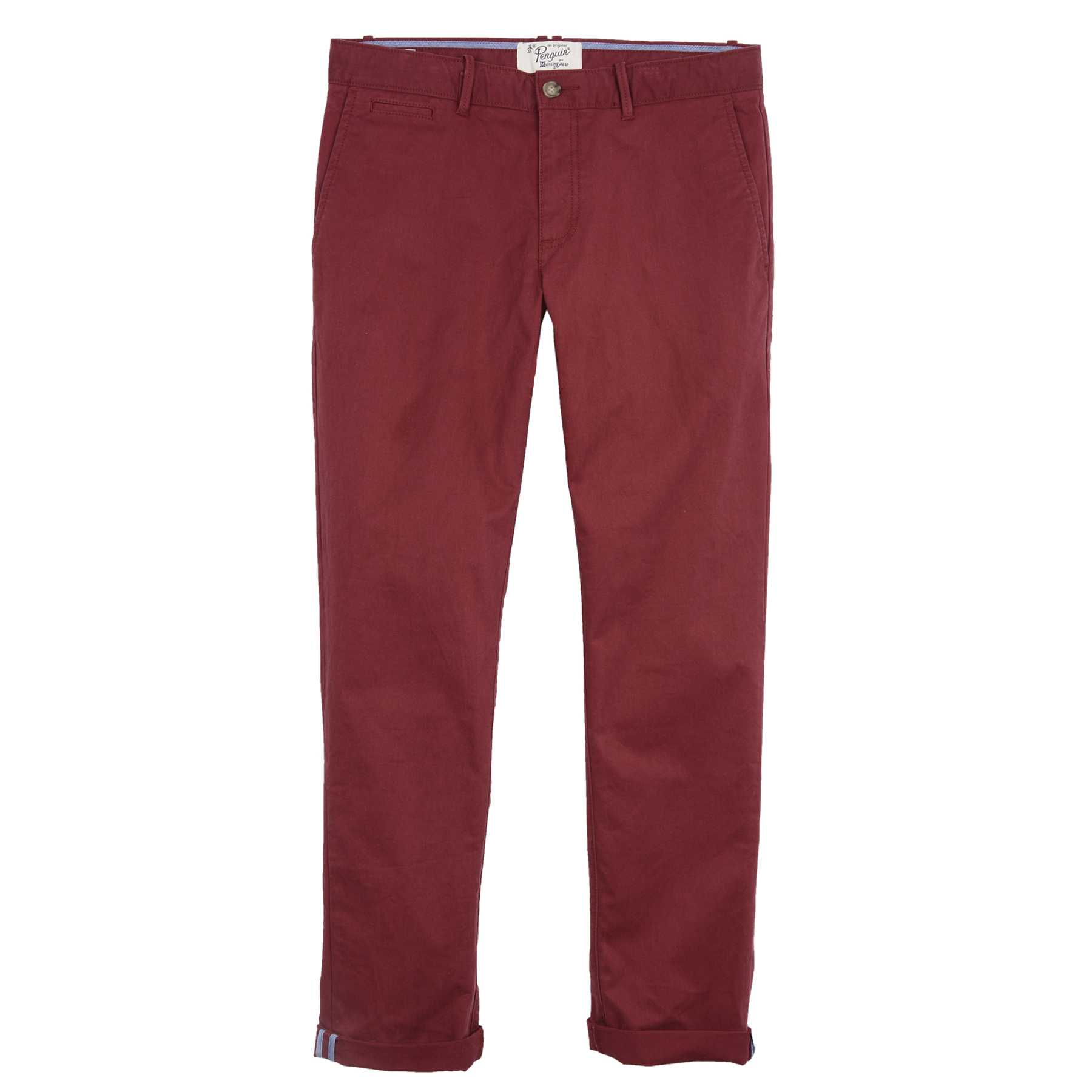 Original Penguin P 55 SLIM STRETCH CHINO