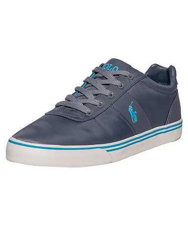 POLO FOOTWEAR MENS Grey Footwear / Casual
